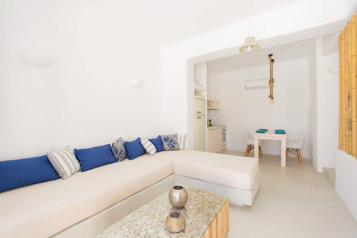 Exotic Suite, accommodation in Naxos   Naxian Utopia